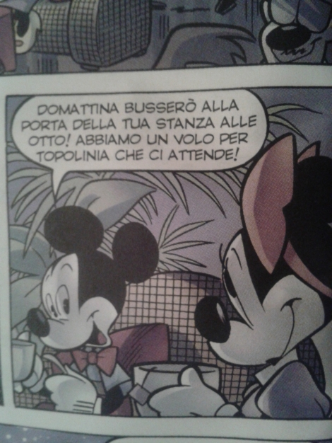 topolino e minnie